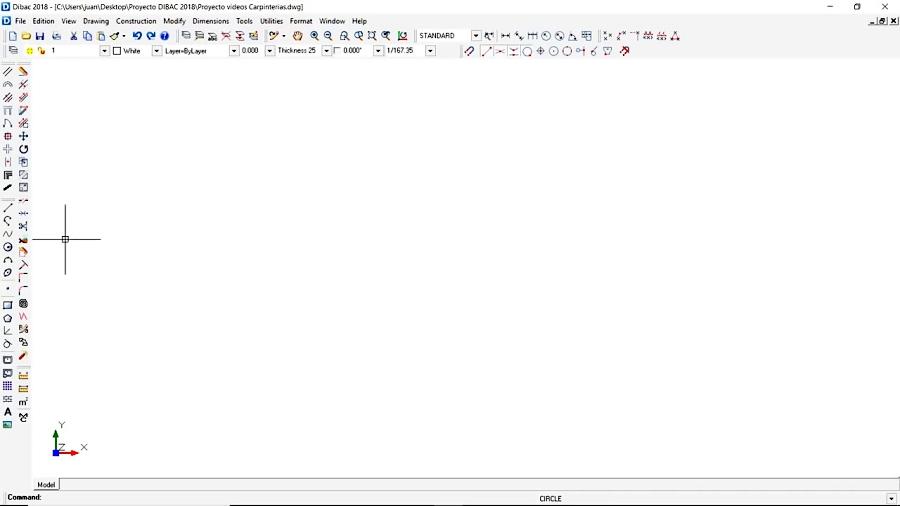 آموزش نرم افزار Dibac CAD ( طراحی داخلی و معماری) قسمت 31