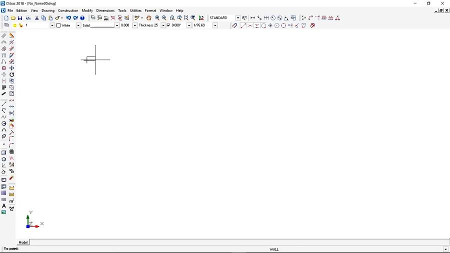 آموزش نرم افزار Dibac CAD ( طراحی داخلی و معماری) قسمت 33
