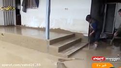 خسارت سیل در شمال کشور