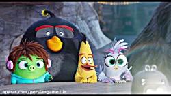 تریلر بین المللی انیمیشن THE ANGRY BIRDS MOVIE 2