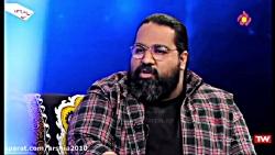 نظر جنجالی رضا صادقی در مورد کنسرت های فرزادفرزین در برنامه زنده(9فروردین 98)