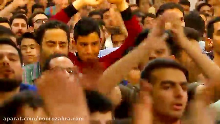 سرود «ما مست تولای تو...» 1397 حاج محمود کریمی ولادت حضرت امیر ع