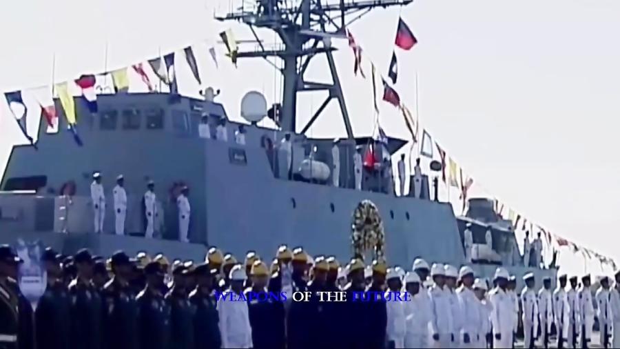 ناوشکن سهند نیروی دریایی ارتش