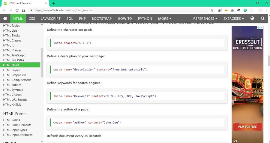 قسمت چهاردهم آموزش HTML5