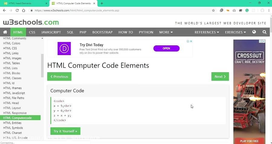 قسمت پانزدهم آموزش HTML5