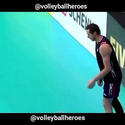شگفتی های والیبال