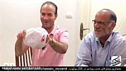 کلیپ های خنده دار و طنز حسن ریوندی