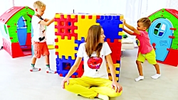 برنامه کودک: خانه سازی ...
