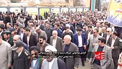 حمایت قاطع دولتمردان و مردم از سپاه در کردستان