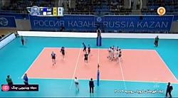والیبال - لیگ قهرمانان ...