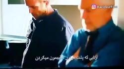 ⭕️ اشاره به ترور دانشمند هسته ای ایران(شهید احمدی روشن) توسط موساد در سریال هالی