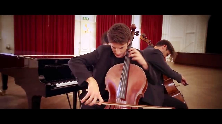2CELLOS  LANG LANG - Live And Let Die [OFFICIAL VIDEO]