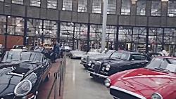 نمایشگاه ماشین قدیمی  و...