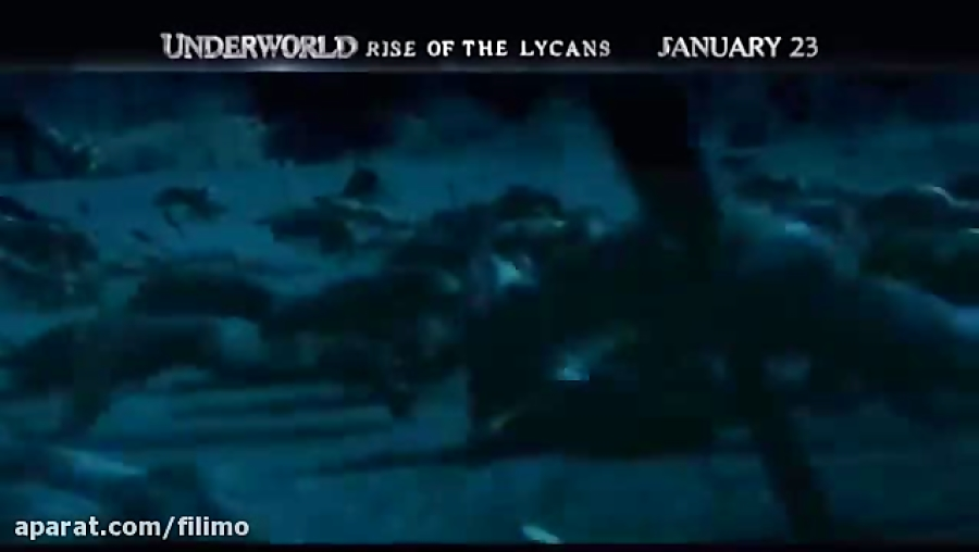 آنونس فیلم سینمایی «جهان زیرین : ظهور لایکن ها»