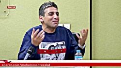 حمید گودرزی: ناراحتی من...