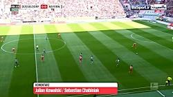 خلاصه بازی دوسلدورف 1-4 ...