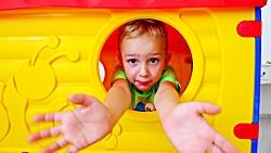 برنامه کودک: خانه اسباب...