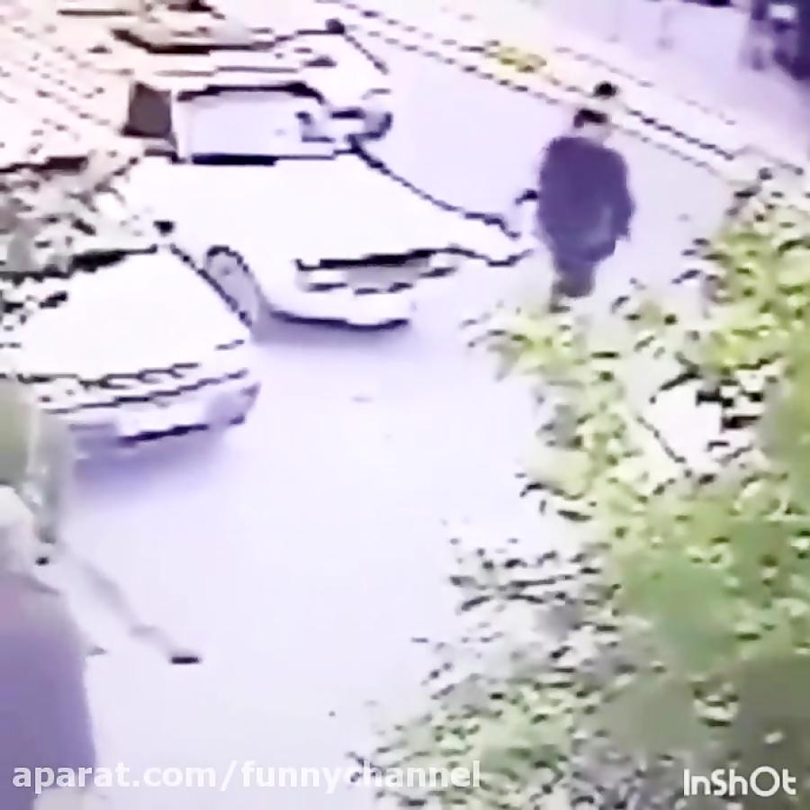 سید ابی پوش.. دعوای مهدی گاو زن و فاضلی دیشب در شمال