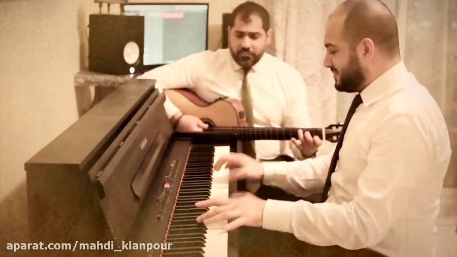پیانو آهنگ شیکیدیم از تارکان (Piano Tarkan-Sikidim)آموزش پیانو-آهنگ ترکی-ملودیکا