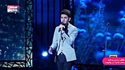 محمد بیک محمدی با صدای زیباش داوران عصر جدید و احسان علیخانی را مبهوت کرد