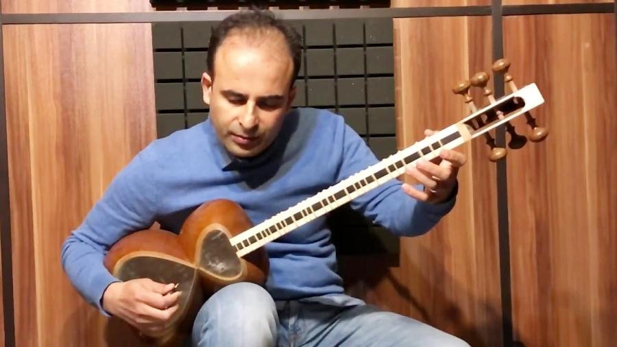درس ۶ مستم آهنگ شیرازی آواز دشتی مایهی ر تار و ترانه نیما فریدونی تار