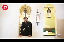 مهمانی خاص محمدرضا گلز...