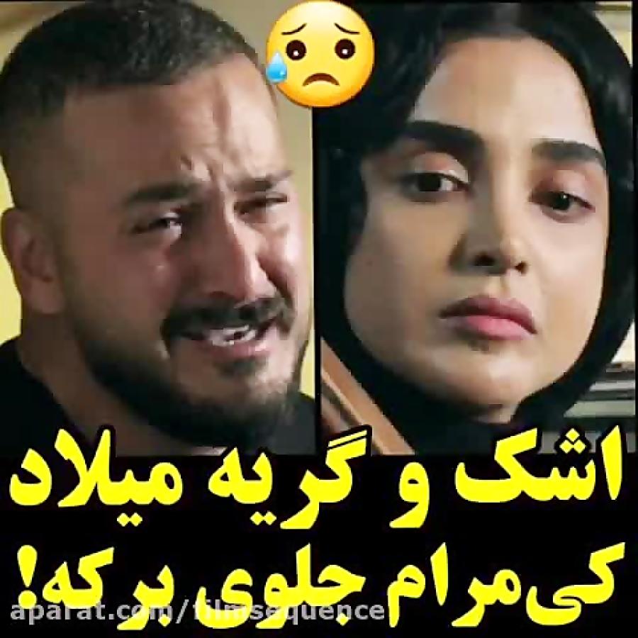 گریه های سامی برای برکه در ممنوعه