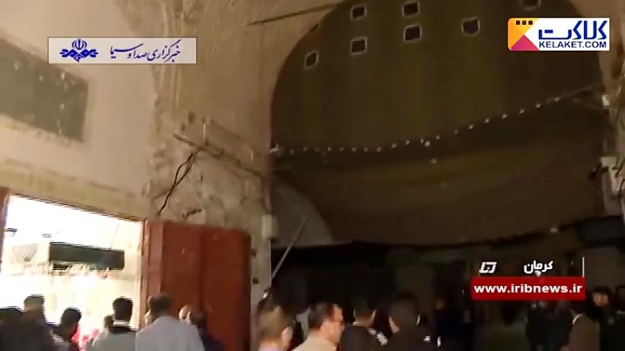 سرقت مسلحانه از طلا فروشی در بازار کرمان