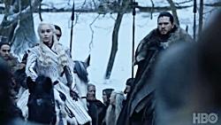 بررسی قسمت اول فصل هشتم بازی تاج و تخت Game of Thrones