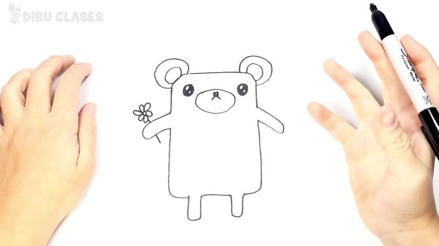Coacutemo Dibujar Un Cupcake Panda Kawaii Faacutecil