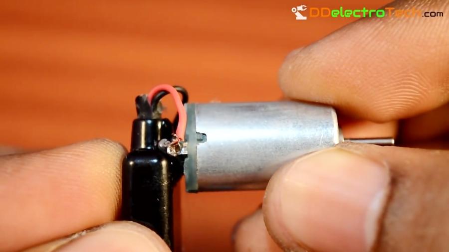 How to Make a Powerful Micro USB Mobile Fan - DIY Smartphone FAN