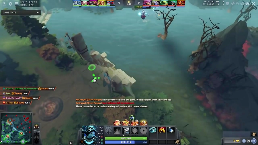 Position 1 Lich is the Strongest Hero in Doto | Dota 2 Guide (100k SPECIAL)