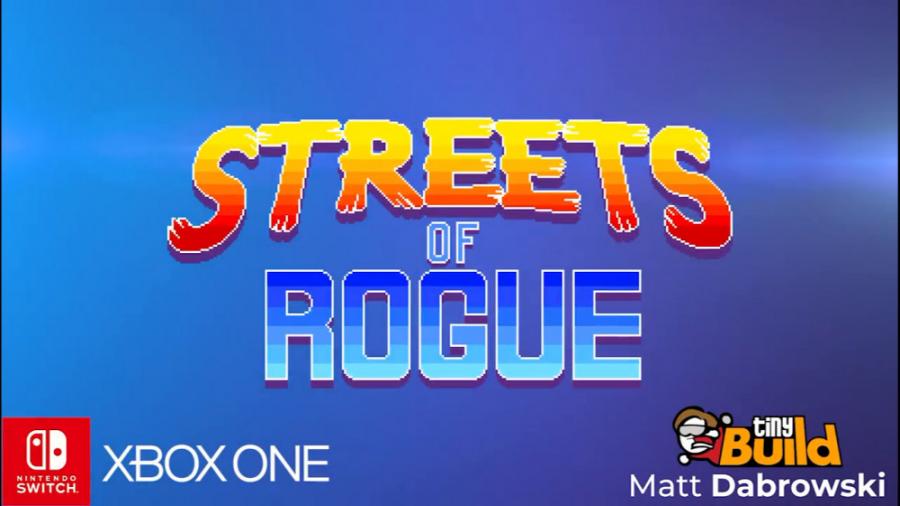 بازی Streets of Rogue