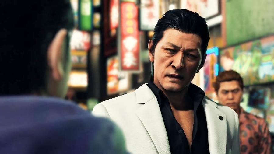 تریلر رونمایی از بازیگر جدید نقش Hamura در بازی Judgment