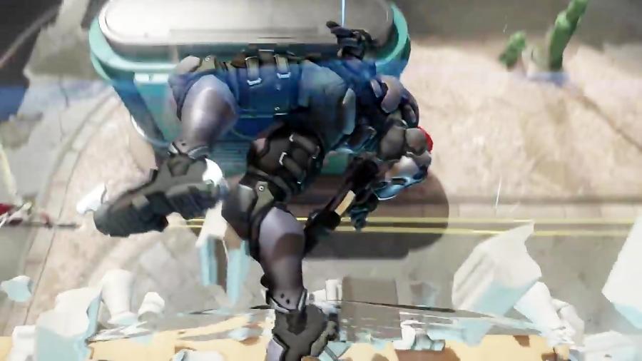 رویداد جدید بازی Overwatch معرفی شد | Storm Rising