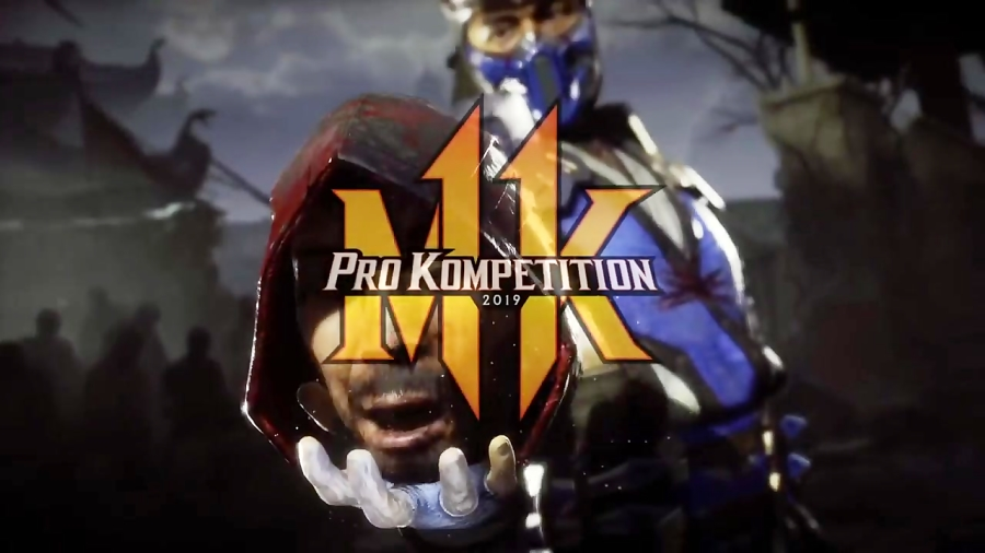 Mortal Kombat 11 - 2019 Pro Kompetition Reveal