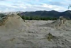 رودخانه جگین در روستای ...