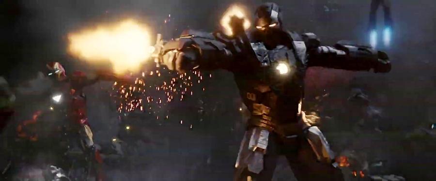 تریلر جدید فیلم انتقام جویان انتهای بازی (Avengers Endgame)