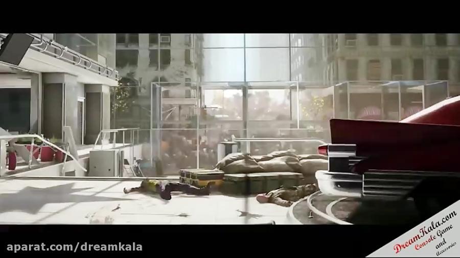World War Z Launch Trailer - دریم کالا