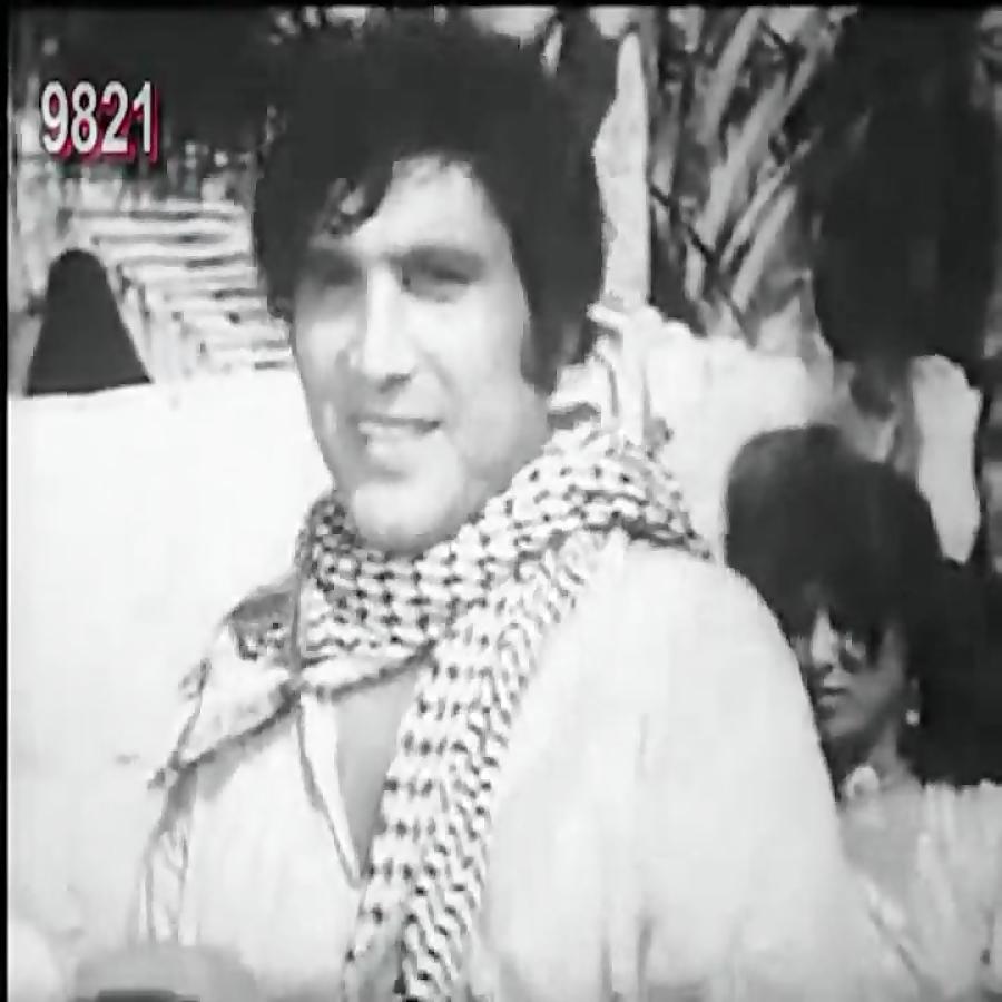 Iran   نعمت الله آغاسی در فیلم بنده خدا   Aghasi