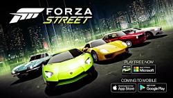 انتشار بازی مسابقه ای Forza Street توسط مایکروسافت