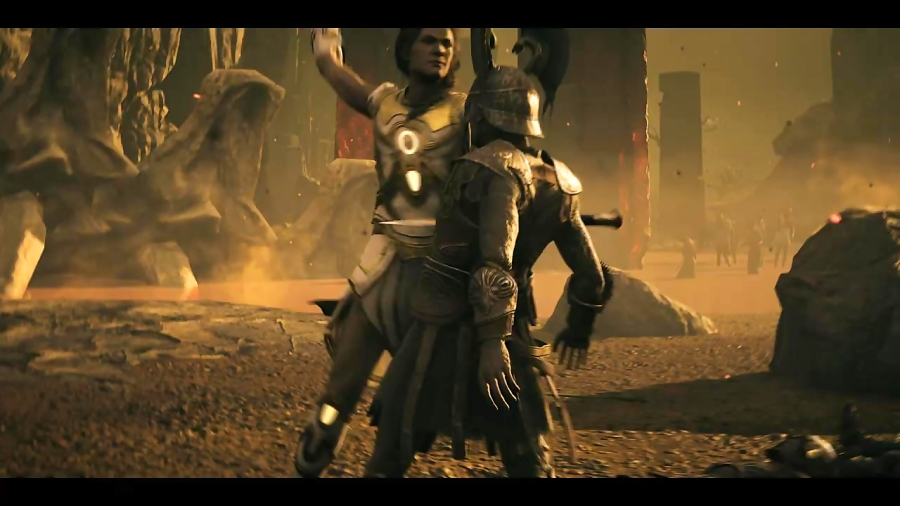 تریلر دومین گسترش دهنده Assassin's Creed Odyssey + دانلود کیفیت بسیار بالا