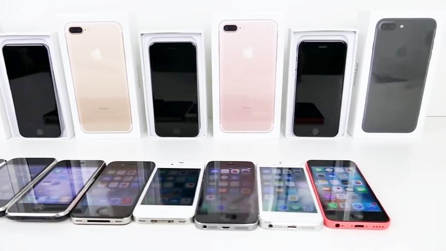 خرد و نابود کردن گوشی های IPHONE | آیفون