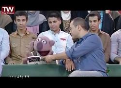 جناب خان و مسابقه کتاب ...