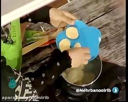 آشپزی: گراتن مرغ - برنام...