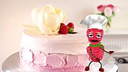 لذت آشپزی - طرز تهیه کیک...
