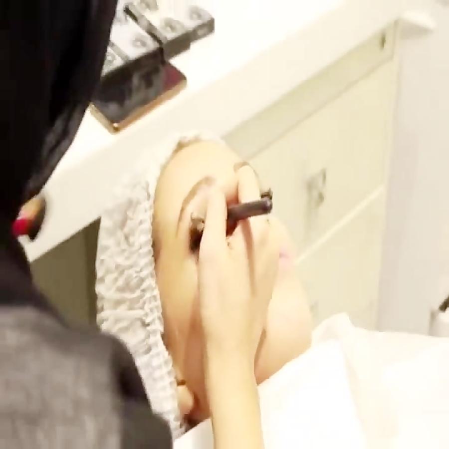 گریم و میکاپ و نمونه کار های میکاپ - Makeup Artist Farzaneh Soltani