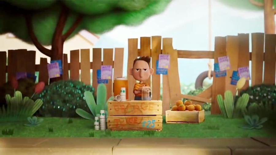 انیمیشن کوتاه: داستان عاشقانه