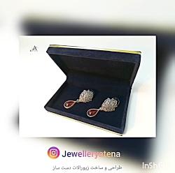 زیورالات گردنبند گوشواره پلاک گردن آویز زیورالات و جواهرات