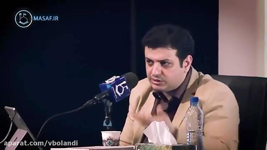 پاسخ به صحبت کرباسچی مسئول ستاد انتخابات روحانی در مورد مدافعان حرم